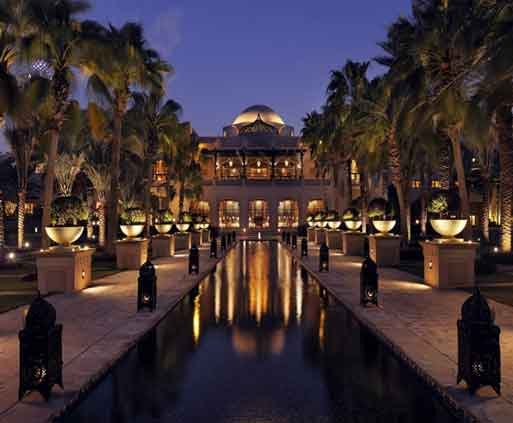 One and Only Royal Mirage destination wedding venue Dubai