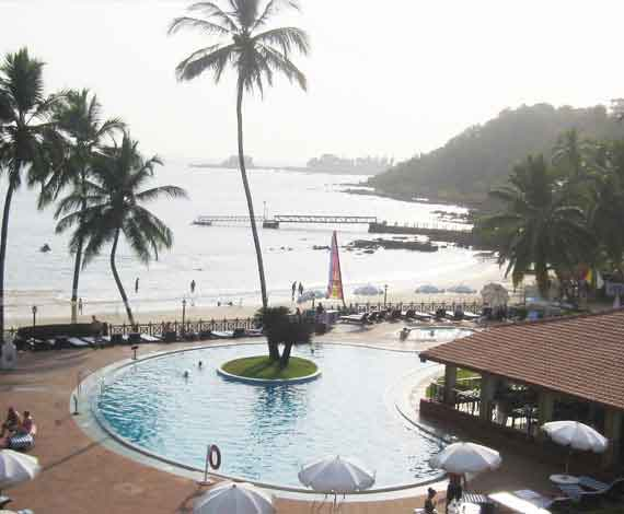 cidade de goa beach resort destination wedding venue goa