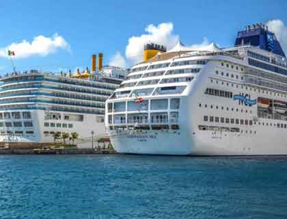 Golden Wedding Packages cruise ship