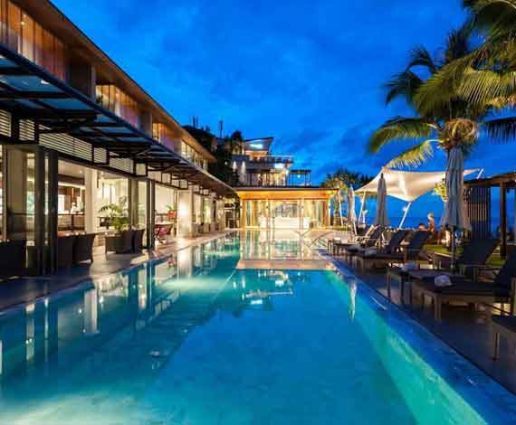 Cape Sienna destination wedding venue phuket