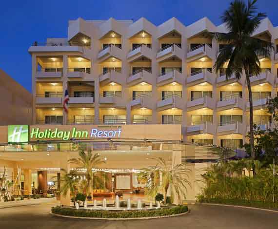 Holiday Inn Resort destination wedding venue Phuket